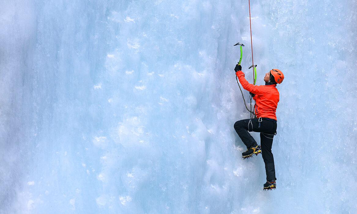 Wspinaczka lodowa wemoove
