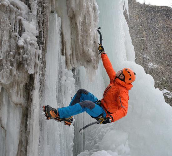 Wspinaczka lodowa 2